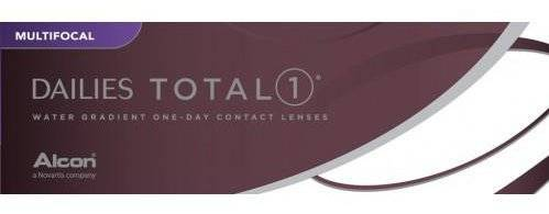 Alcon Dailies Total1 Multifocal Contact Lenses