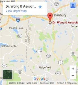 eye doctor danbury stamford lenscrafters dr wong associates